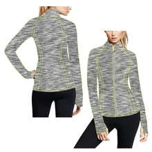 (Trade Assurance) Custom made bulk high quality women's sport jacket for baseball & running