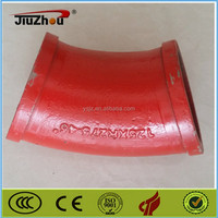 Carbon steel fittings standard pipe elbow dimensions