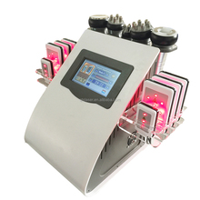 BM802 body shaping CAVITATION +VACUUM+LASTER MULTIPOLE RF+LASER for beauty