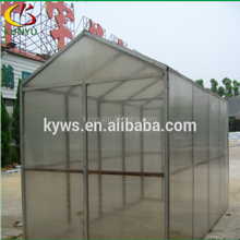 Dome Type Tube Reflective Poly Plastic Sheeting Greenhouse