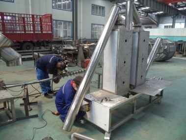Spices Processing Machinery - Assembling 2
