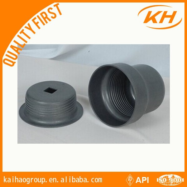 Drill pipe thread protector casing protectors
