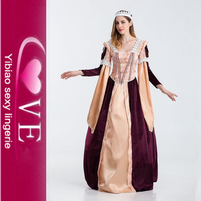 Romantic Princess Ball Gown Deluxe Ladies Halloween Costumes Bulk