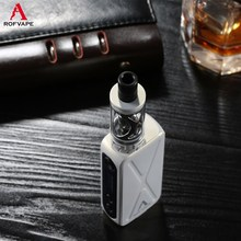 New ecig mods 2016 Rofvape Tc-50W vapor box mod OEM welcomed
