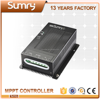 For home solar systems CE approved 12v 24v auto switch 20Amp 30Amp 40Amp 50Amp solar controller
