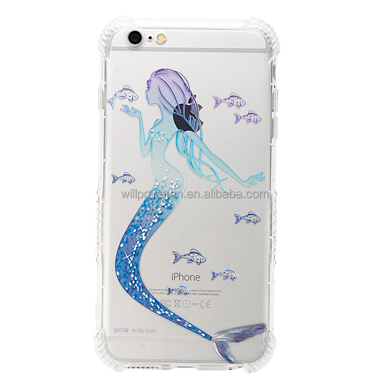 Wholesale mobile phone case cover with printing for iphone7