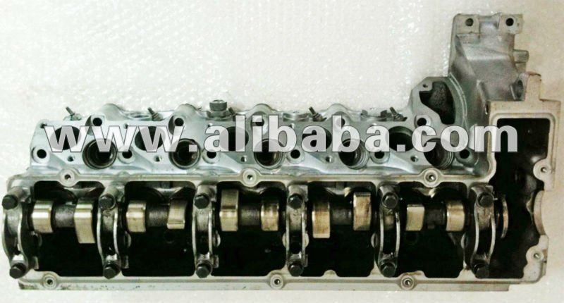 Cylinder Head for Ssangyong Musso(5cylinders) - Remanufactured