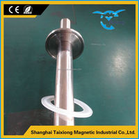 New arrival 12,000 gauss ferrite magnet magnetic bar