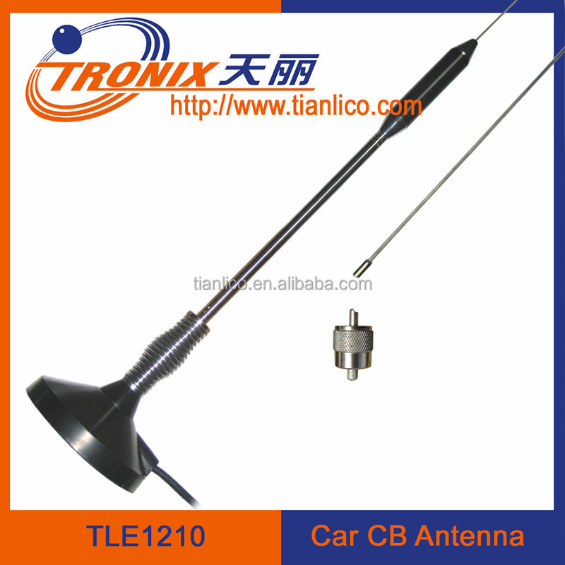27MHZ Magnetic Mount Connect CB Car Antenna