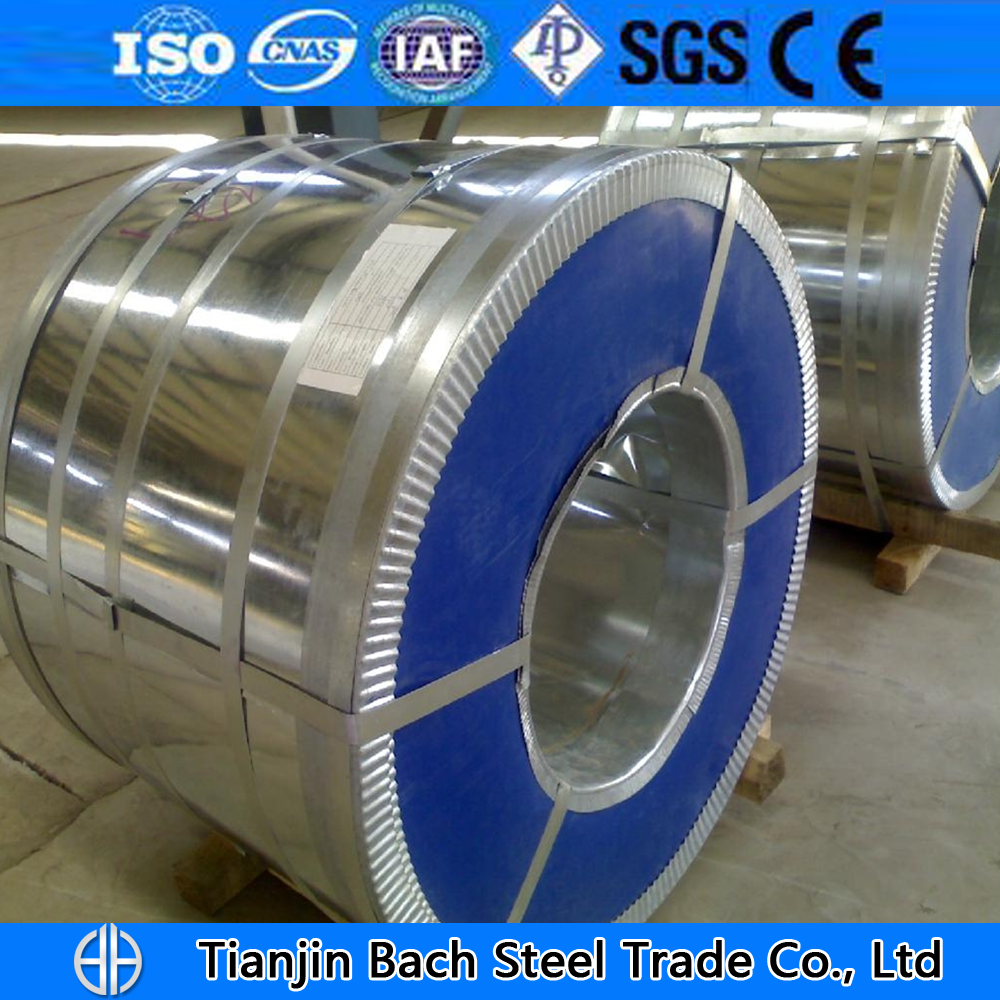DX51D+Z Hot Dipped Galvanized Steel Coils in China hdg manufacturers