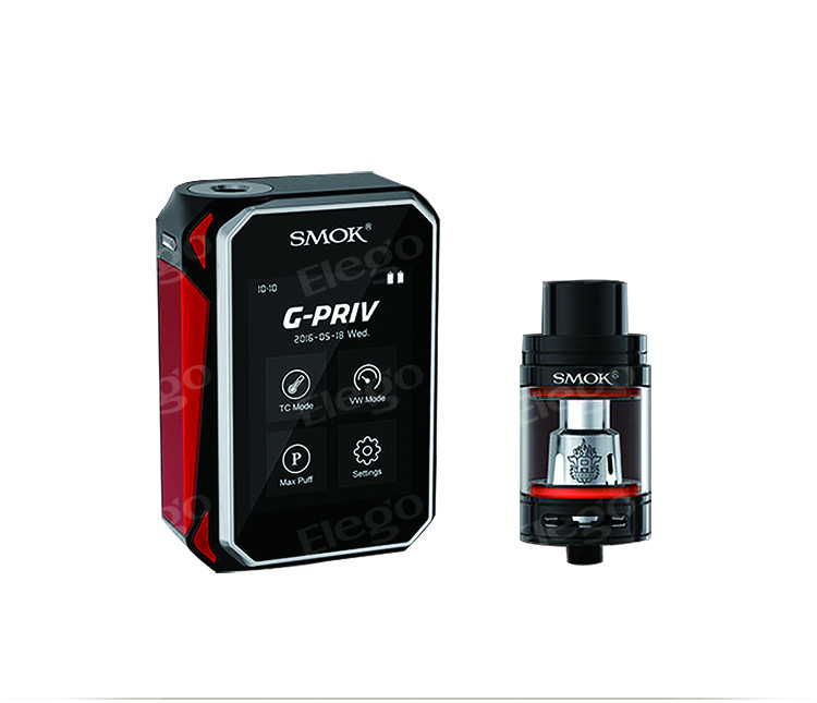 smok GPriv mod / Smok G-Priv 220w vape Mod from elego Wholesale price Smok G-priv 220 kit for indonesia