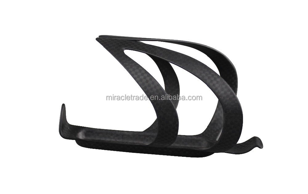 3K-matt carbon bike bottle cage toray 700C water holder MBC010