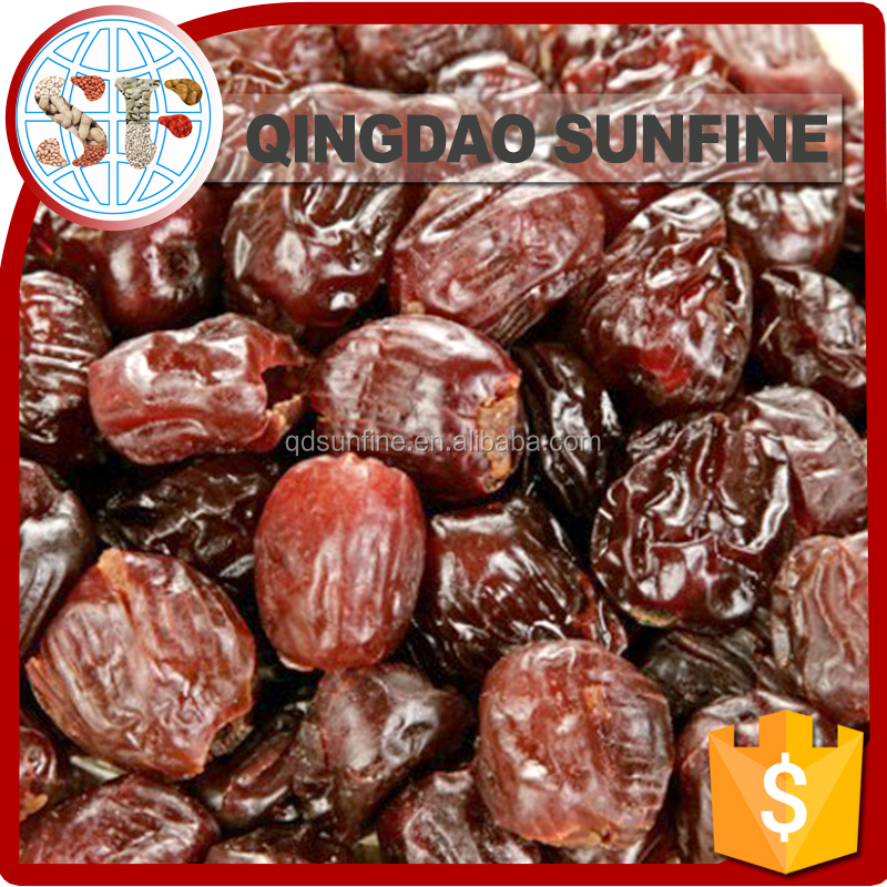 Import for organic dried dates