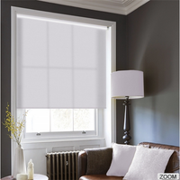 Durable Eco-Friendly window roller blinds superior aluminum materials