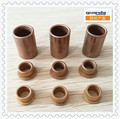 sintered oil impregnated bronze bearings from bronze powder