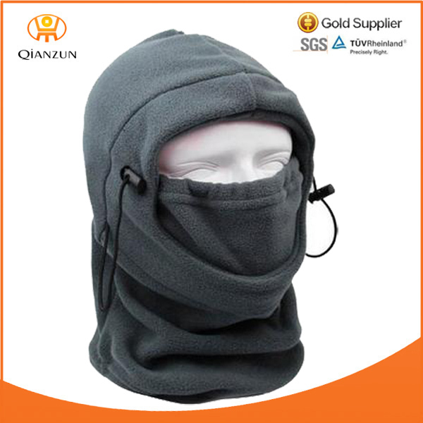 PolyesterFull Face and Neck Coverage Hat Fleece Newest Motorcycle Fleece Neck Hat Winter Ski Full Face Mask Cover Cap