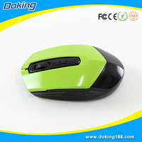 Latest Computer logo printed finger wireless mouse