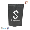 Best quality paper Zip Lock Bag with Tear Notch for food/food bag supplier in penang/camping food bag tea bag