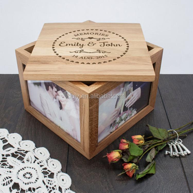 Коробка для подарков молодоженов 45