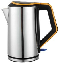 Home appliance factory of 1.8l colorful stainless steel electric kettle
