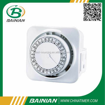 USA/America/American Weekly Mechanical Random Timer