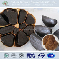 BLACK GARLIC EXTRACT Allium Sativum L Polyphenols for reduces blood sugar fat and pressure