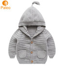 OEM ODM Factory Factory selling sotton knitted pretty baby sweatshirt for boys