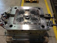 New design archy plasctic production injection mold making in Chinese Manufacture Factory
