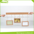 Cork sheet and 3 photo frames MDF frame price combo board