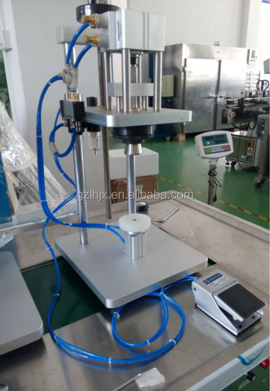 Manual Perfume Sprayer Crimping Tool Capping Machine bottle capping machine