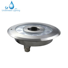 IP68 DC12V 27W RGB Waterproof Underwater Pool Lighting Led Fountain Ring Nozzle Light