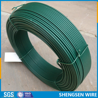 PVC Coated Galvanized Steel Wire Manufacture