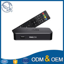 Wholesale alibaba Quality products 4k uhd iptv receiver mag 254 home strong iptv set-top box popular products in usa