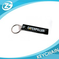 Factory Supply Cheap Plastic Key Tag With Engraved Color
