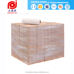 reusable pallet wrap retort cpp raw material roll soft safety roof bopp pvdc coated bopa pet rigid pvc film for blister pack
