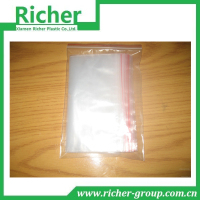TESTING STRENGTH ZIPPER PLASTIC POLY ZIP LOCK BAGS