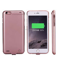 Hot sell battery case for apple iphone6s and iphone6s plus