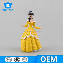 custom made action figure,plastic pvc famous cartoon character figure , disny princess toys