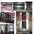 PLG series continuous plate dryer used in chemical