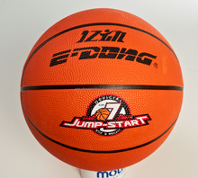 8 panels basketball in NO.7 with your own custom logo pringting