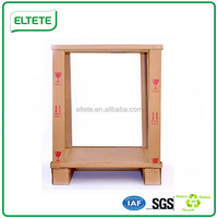 simple frame packing without paper pallet For washing /cooking Machinary