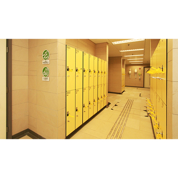 DEBO hpl electronic locker system