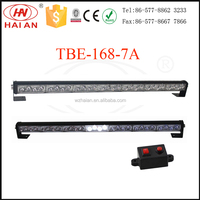 LED grill headlight for cars warning emergency lights amber/blue/red/white TBE-168-7A CE/IP65/ROHS