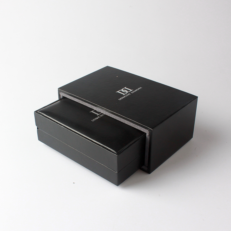 Luxury jewellery packaging gift box supply in china