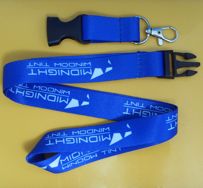 High quality wholesale customized polyester lanyards for promotion