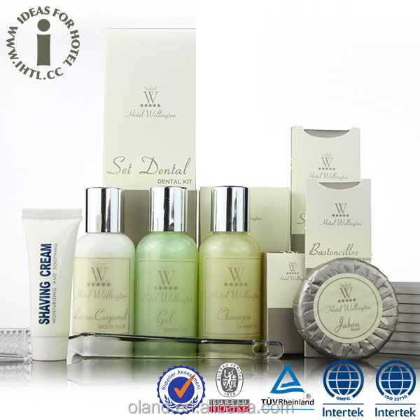 New Design Toilet Products Wholesale Hotel Amenities Supplier