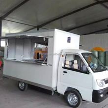 Electric China mobile food cart bike and mobile food truck with three wheels for sale