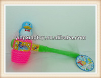 hot sell plastic toy noise maker hammers toys for kids