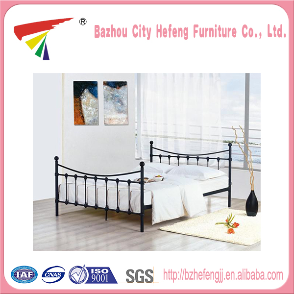 Wholesale High Quality double metal bed