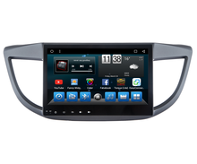 10.1'' Android 7.1.1 Quad Core Full Touch Car DVD Player Android for Honda CRV 2012 2013 2014 2015